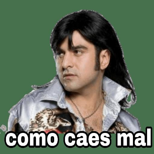 Nosotros Los Guapos Nosotros los guapos súbale, súbale episodio 2 temporada 1. sticker ly